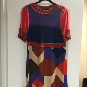 Marc by Marc Jacobs brand new multi color Dress